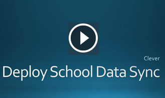 Deploy School Data Sync Video
