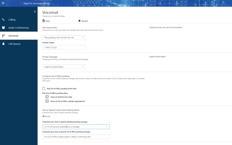User Setting Portal
