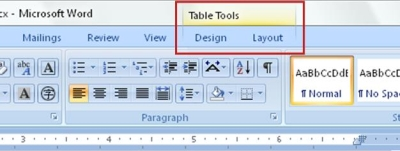 Add a cell, row, or column to a table