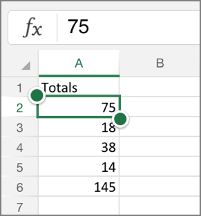 Freeze rows columns