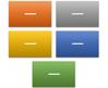 Basic Block List SmartArt graphic layout