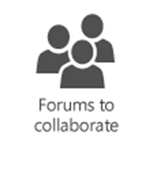 PMO - forums for collaboration
