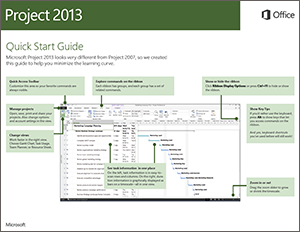 project 2013 quick start guide project SharePoint 2013 Branding Examples SharePoint 2013 Cheat Sheet PDF
