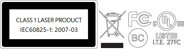 A regulatory label