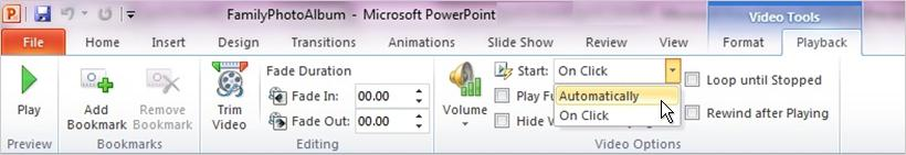 insert and play a video file from your pc or onedrive - powerpoint, Presentation templates