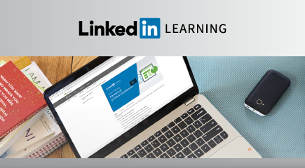 Learn more at LinkedIn Learning