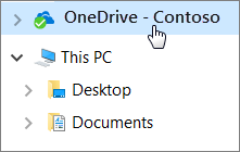 Employee Quick Start: Desktop Documents and OneDrive