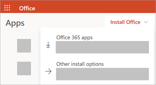 Install Project - Office Support