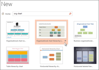 create an org chart in powerpoint using a template - powerpoint, Modern powerpoint