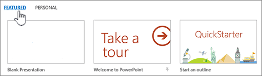 apply a template to your presentation - powerpoint, Modern powerpoint
