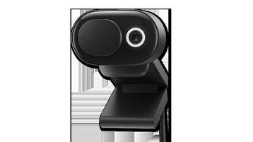 Device photo of modern webcam