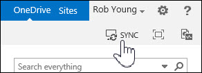 Sync OneDrive for Business in SharePoint 2013