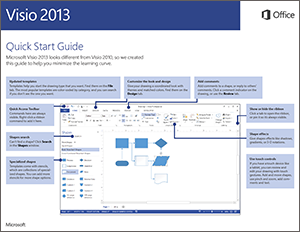 Visio 2013 quick start guide visio visio 2013 quick start guide fandeluxe