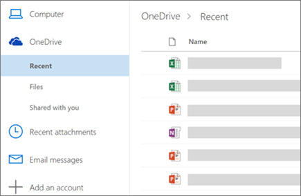 Sharing files in Outlook on the web