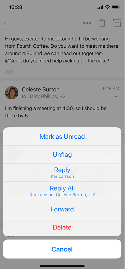 New Office Insiders Slow version 2 27 for iOS iPhone and iPad - July
