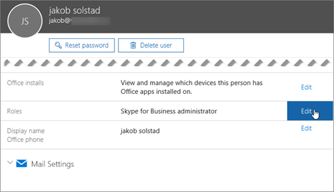Assign admin roles in Office 365 Office 365 – Sharepoint Administrator Duties