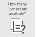 Verify how many Office 365 licenses are currently assigned and unassigned.