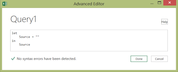 Advanced Editor2