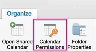Click Calendar Permissions