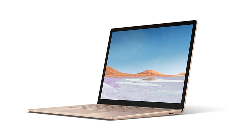 Surface Laptop 3 device photo