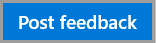 Post New Feedback button