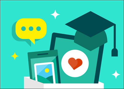 Hold a virtual graduation