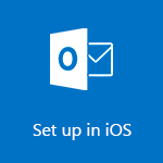 Set up Outlook for iOS