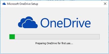 OneDrive Installation Status