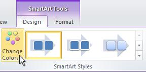 Create a timeline office support change the color of your smartart graphic toneelgroepblik Images