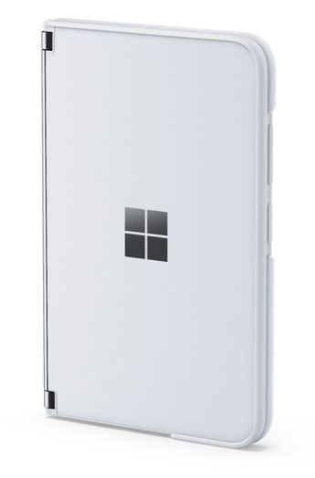 Surface Duo 2 with bumper.
