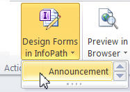 how to use microsoft infopath designer 2010 pdf