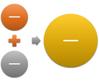 Vertical Equation SmartArt graphic layout