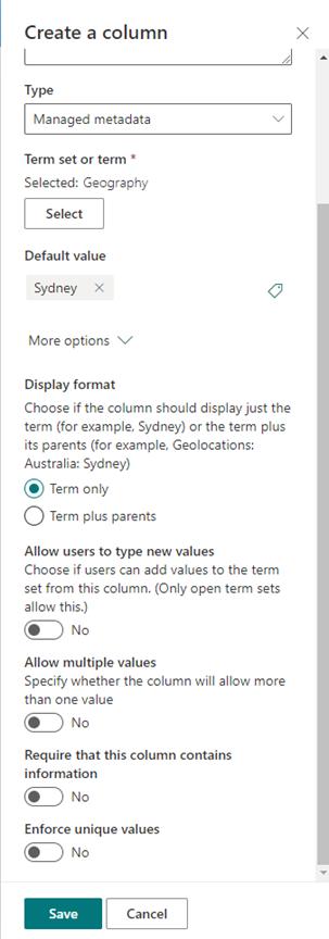 create column1
