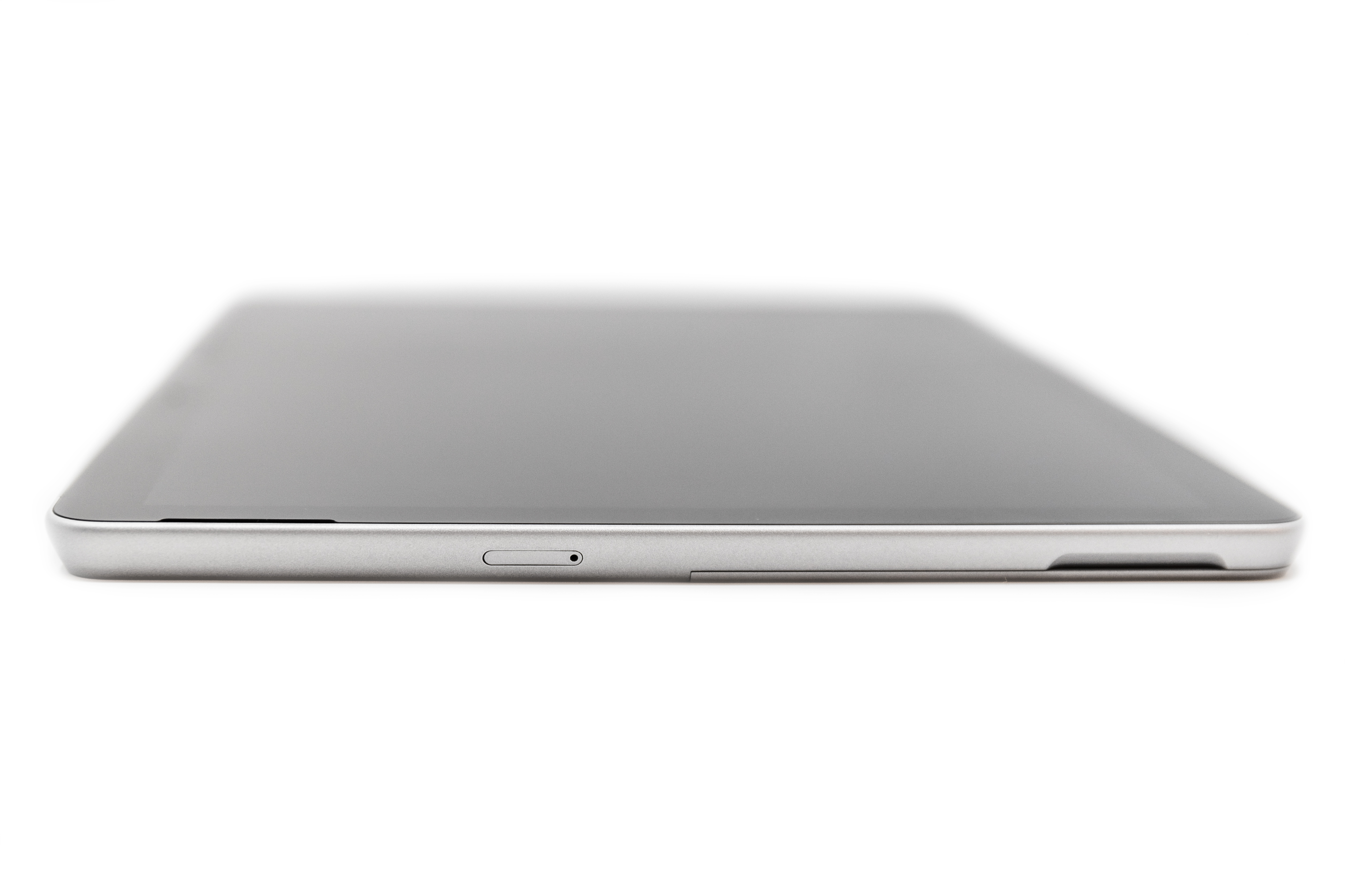 An image of a Surface that shows the SIM card slot.