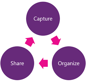 The OneNote big picture