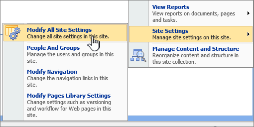 Manage list templates - SharePoint