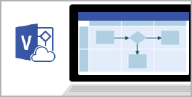 Visio for the web is live