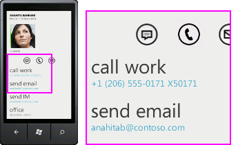 Lync for mobile devices