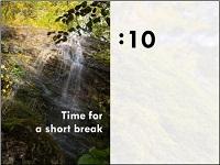 Custom animation effects: countdown
