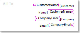 New Field Code Added to the Customer Statement Template