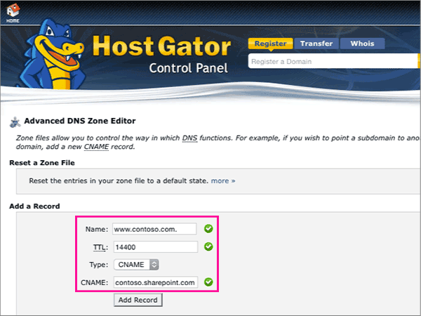 Hostgator-BP-Configure-3-7