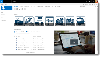 Embed an Office 365 video on a site
