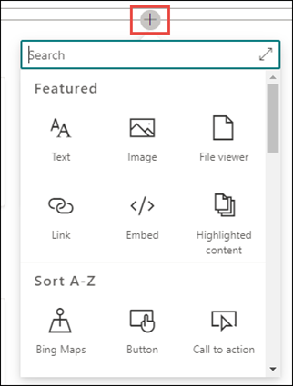 webpart library