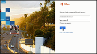 Sign in to Office 365