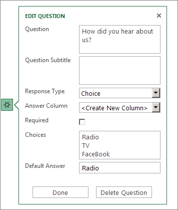 Adding a custom column