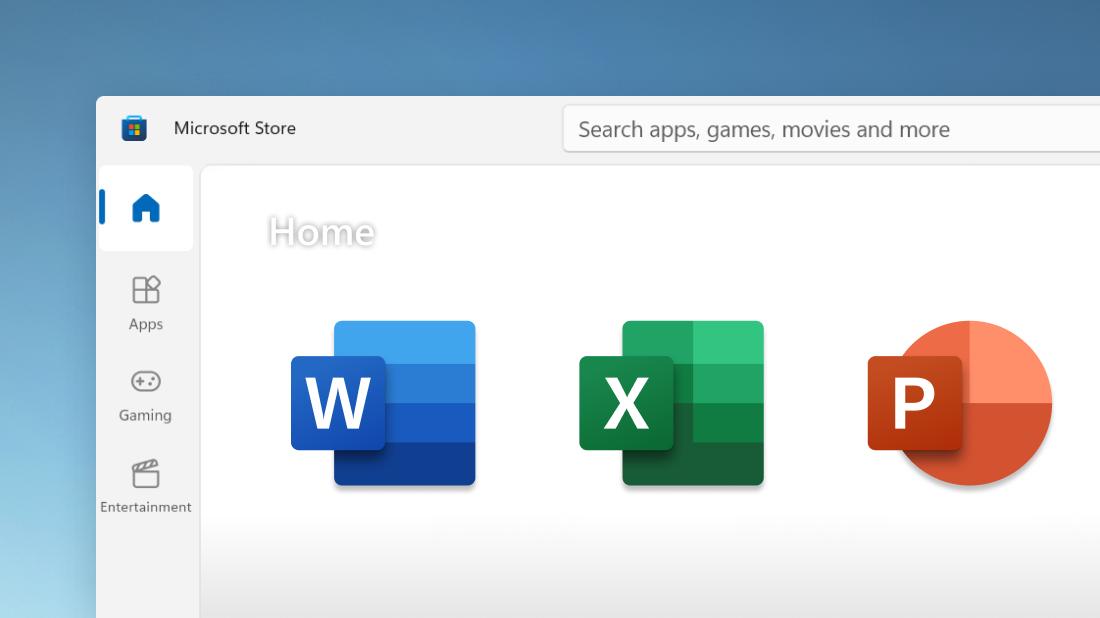Microsoft Store in Windows 11