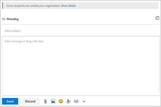 Have a group conversation in Outlook - Office Support