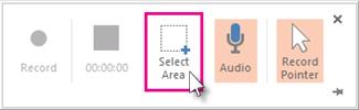 Select Area