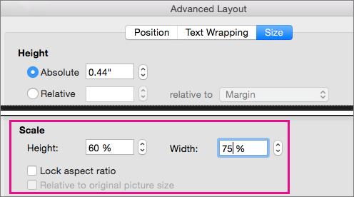 aspect ratio resize