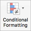 Conditional Formatting button